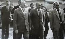 Състудент атакува Горбачов и в София. Бунтарят е заловен от охраната, но е спасен от съветския лидер