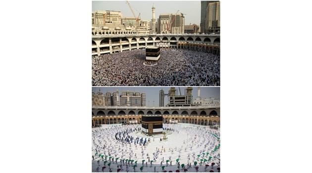 Традиционното поклонение в Мека по време на пандемия