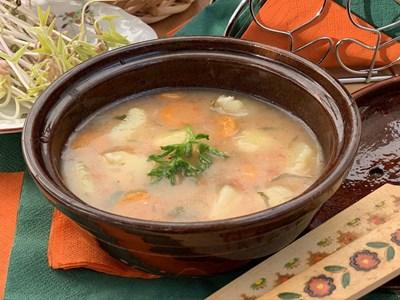 Зеленчукова супа с ориз