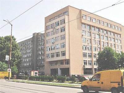 """Сградата на  ДАНС на бул. """"Черни връх"""" в столицата. СНИМКА:""""24 ЧАСА"""""""