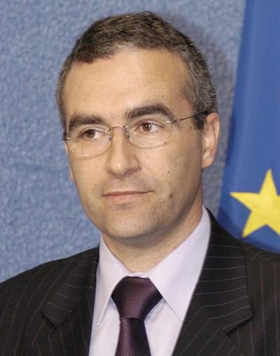 Димитър Цанчев, постоянен представител на България към ЕС