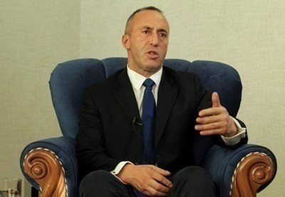 Премиерът на Косово Рамуш Харадинай СНИМКА: Ройтерс