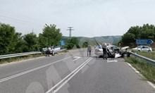 """Почина единият от пострадалите при катастрофата на пътя за ГКПП """"Маказа"""""""