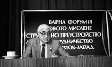 Август 1990 г.: Луканов подава оставка и се среща с Илия Павлов