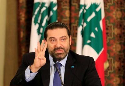 Саад Харири СНИМКА: Ройтерс