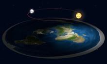 """""""Плоскоземците"""" цитират Айнщайн и Нютон"""