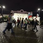 Поредният протест в София. Снимка: Архив