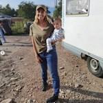 Радина Кърджилова с бебето си в почивка между снимките   СНИМКА: ИНСТАГРАМ ПРОФИЛ НА АКТРИСАТА