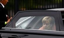 Меркел, Ренци и Оланд отвориха сергията за търговия със страх