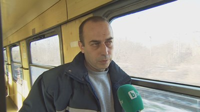 Диан Димитров СНИМКА: bTV