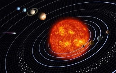Учени изясниха как се образува материала на метеоритите и планетите