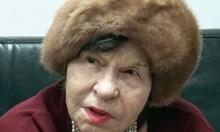 Стоянка Мутафова е в реанимацията на военна болница. Дъщеря й Муки е при нея