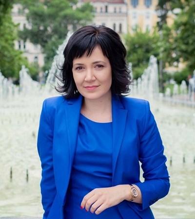 Д-р Ирена Тодорова