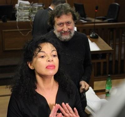 Николай и Евгения Баневи са обвинени за пране на пари. Снимка: Архив