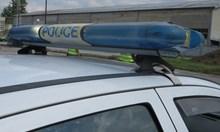 28-годишен великотърновец нарани пътен полицай при арест