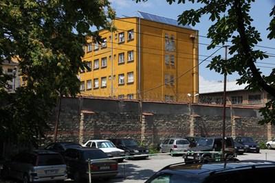 Ивица Мартич е задържан временно в софийския затвор.