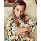 Щастливата майка с новородения си син СНИМКА: ЛИЧЕН ПРОФИЛ НА НАСТАСЯ ИСКРЕНОВА В ИНСТАГРАМ