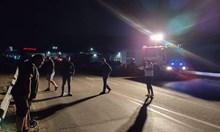 Спирачките на тира-убиец, премазал 2 деца и баща им в Айтос, отказали. Майката оцеляла по чудо