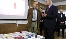 Професор от Швейцария, разкрил атентат на френското разузнаване, откри кримилаборатория в Академията на МВР (Обзор)
