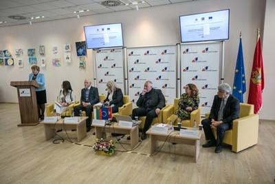Снимки: Българското посолство в Подгорица.
