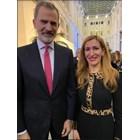 Ангелкова с испанския крал: Той е изключителен приятел на туризма
