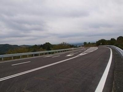 Вижте състоянието и ограниченията на пътищата в страната