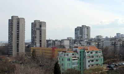 В големите градове броят на имотните сделки намалява - от 3,1% във Варна до 14,9% в Русе.
