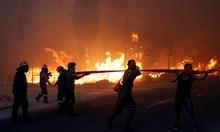 Жега, пожари и потопи в света, България - оазис