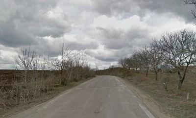21 км са ремонтирани в участъка Търговище - Разград  СНИМКА: Гугъл стрийт вю