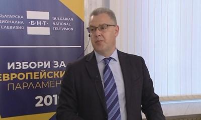 Александър Андреев Кадър: БНТ