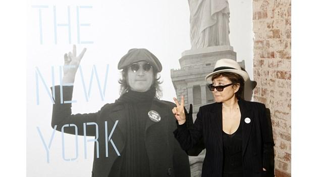 """Половин век след края на """"Бийтълс"""" Пол Маккартни и Йоко Оно не си говорят"""
