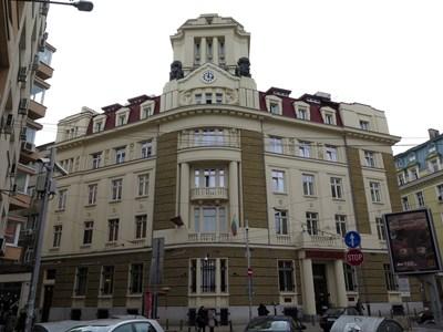 Сградата на КТБ