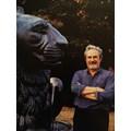 Изложба с картини на Никола Гюзелев за 85-ата годишнина от рождението му