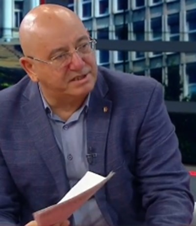 Министърът на околната среда и водите Емил Димитров КАДЪР: БНТ