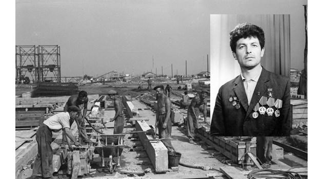 """Отиде си строителят на """"Кремиковци"""", който ме спаси от комунистическата машина"""