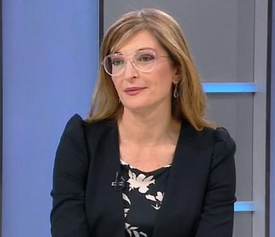Екатерина Захариева КАДЪР: БНТ