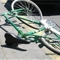 73-годишен шофьор отнесе с дясното си огледало велосипедист при изпреварване