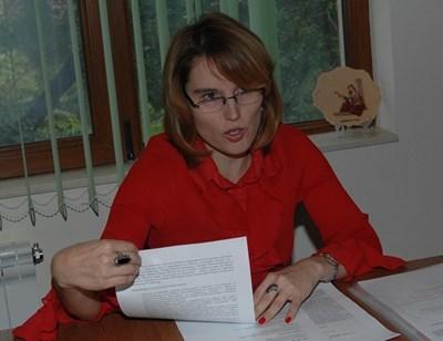 Адвокат Милена Кадиева