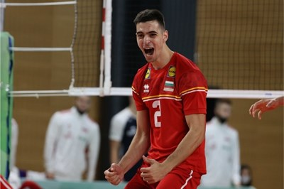 Самуил Вълчинов Снимка: сайт на федерацията