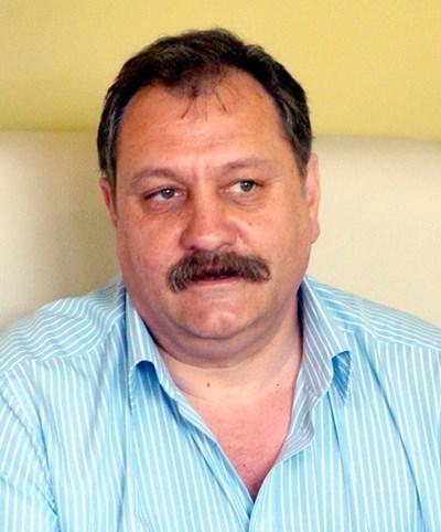 Бившият министър на здравеопазването д-р Евгений Желев Снимка: Архив