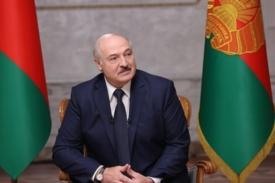 Александър Лукашенко. СНИМКА: Ройтерс