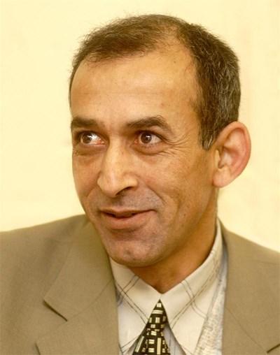 Д-р Мохд Абуаси - директор на Центъра за близкоизточни изследвания СНИМКА: Дeсислава Кулeлиeва