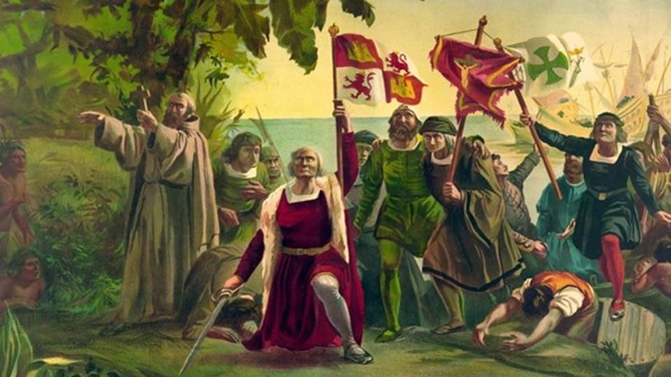 Първият българин стъпил в Новия свят завладява повече територии от ...