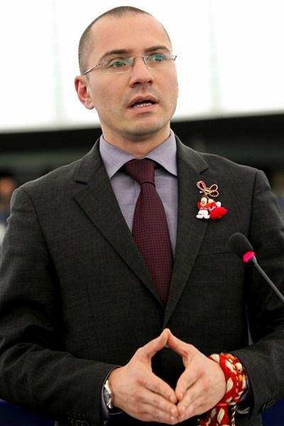 АНГЕЛ ДЖАМБАЗКИ, евродепутат от ВМРО/Европейски консерватори и реформисти