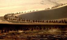 Пътят на   коприната: 1500 години, 6000 километра  и легендарни градове