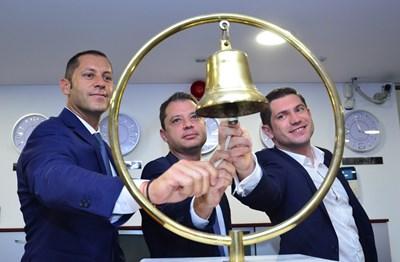 Непотърсените акции ще повишат оборотите на фондовата борса. СНИМКА: Йордан Симeонов