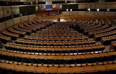 Европарламентът няма да заседава в Страсбург до септември заради епидемията СНИМКА: Ройтерс