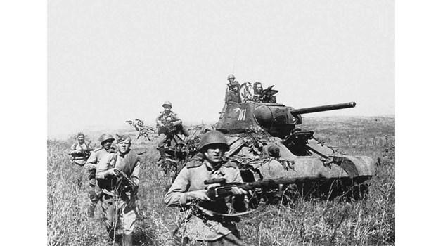 Защо СССР обяви война на България на 5 септември 1944?
