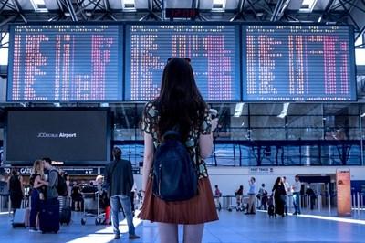 """Летище """"Завентем"""" в Брюксел  СНИМКА: Pixabay"""