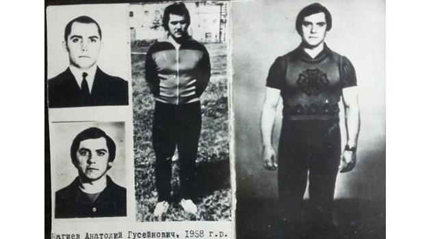 Анатолий Нагиев-Бесния - серийният убиец, който преследва Алла Пугачова
